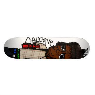 Nicky's Spraycan Monkey 20 Cm Skateboard Deck