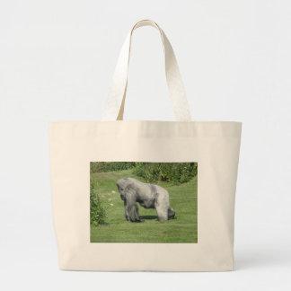 Nico - The Gorilla Large Tote Bag