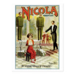 Nicola Prince of Magic ~ Vintage Magician Act