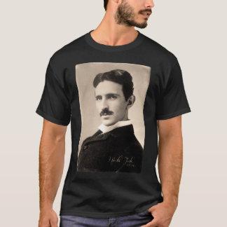 Nicola Tesla Photo T-Shirt