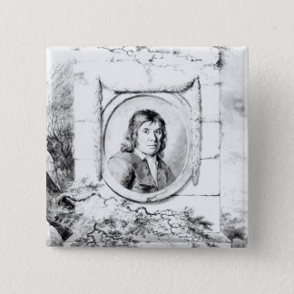 Nicolaes Pietersz Berchem 15 Cm Square Badge