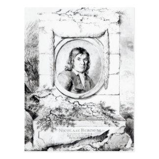 Nicolaes Pietersz Berchem Postcard