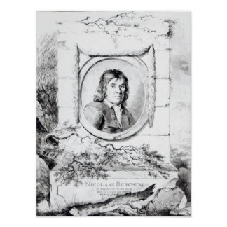 Nicolaes Pietersz Berchem Poster