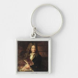 Nicolas Boileau  after 1704 Key Ring