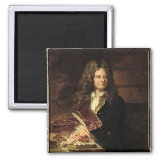 Nicolas Boileau  after 1704 Magnet