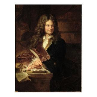 Nicolas Boileau  after 1704 Postcard
