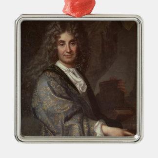 Nicolas Boileau Christmas Ornament