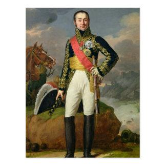 Nicolas-Charles Oudinot  Duke of Reggio Postcard