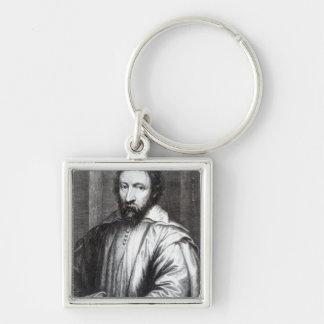 Nicolas Claude Fabri de Peiresc Key Ring