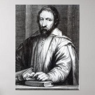 Nicolas Claude Fabri de Peiresc Poster