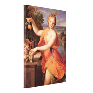 Nicolas Fouche - German pomona Canvas Print