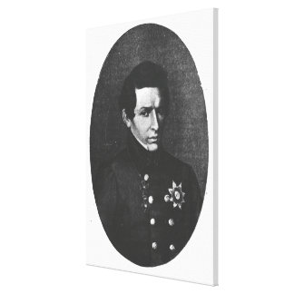 Nicolas Lobatchevsky Canvas Print