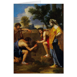Nicolas Poussin Art Card