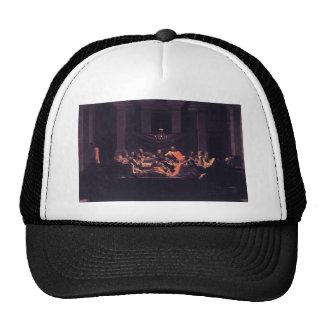 Nicolas Poussin- Eucharist Trucker Hats
