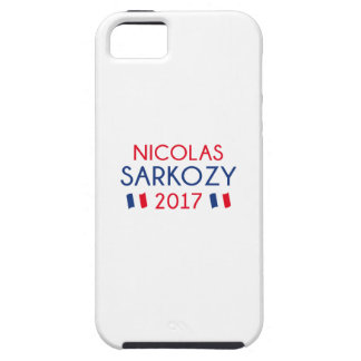 Nicolas Sarkozy 2017 iPhone 5 Covers