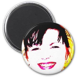 Nicole Whitty 2003 6 Cm Round Magnet