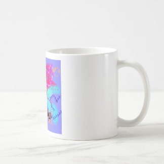 Nicole's Art, IndieDesigns Basic White Mug