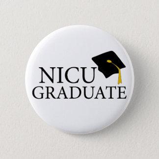 NICU Graduate 6 Cm Round Badge