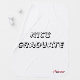 NICU Graduate blanket Receiving Blankets