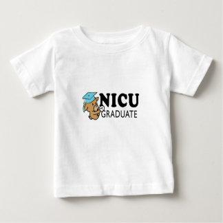 NICU Graduate Boy Baby T-Shirt