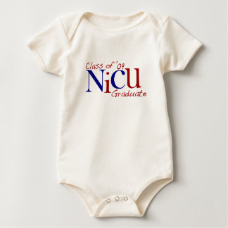 NICU Graduate Class of '09 Baby Bodysuit