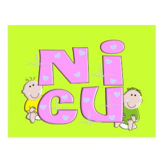 NICU Nurse Gifts Postcard