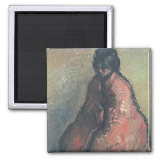 Niebit, 1909 square magnet