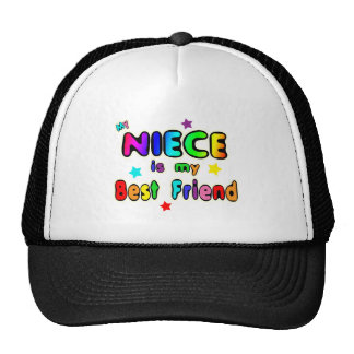 Niece Best Friend Cap