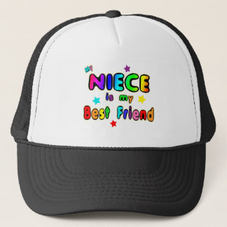 Niece Best Friend Trucker Hat