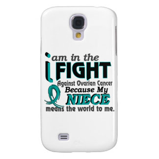 Niece Means World To Me Ovarian Cancer Samsung Galaxy S4 Case