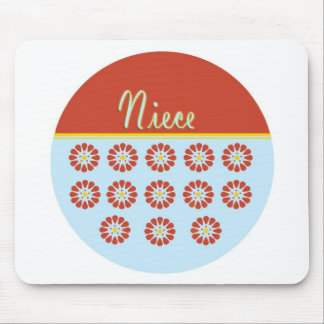 Niece Mouse Pad