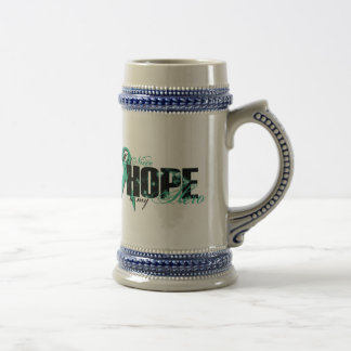 Niece My Hero - Ovarian Hope Mug