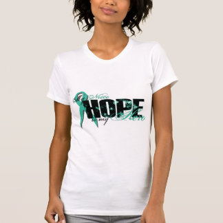 Niece My Hero - Ovarian Hope T-Shirt