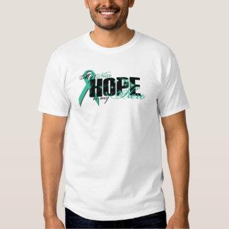Niece My Hero - Ovarian Hope T-shirts