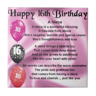 Nieces 16th Birthday Gifts Gift Ideas