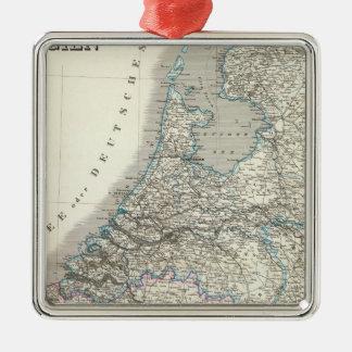 Niederlande, Belgien - Netherlands, Belgium Christmas Ornament