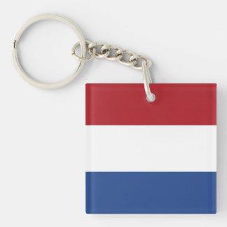 Niederlande/Netherlands Acrylic Key Chain