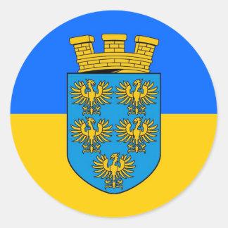 Niederösterreich Round Sticker