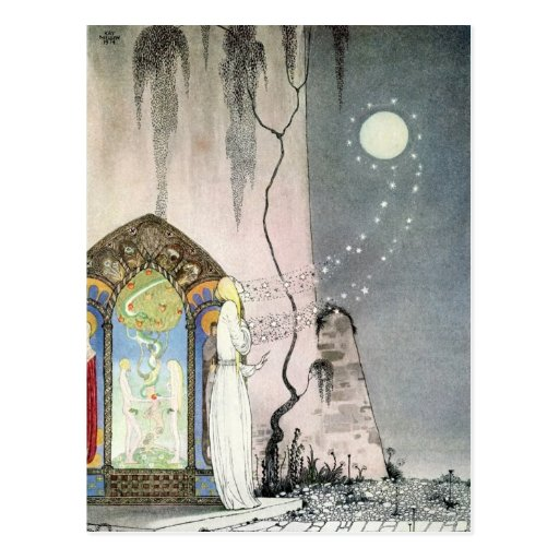 Nielsen's East of the Sun and West of the Moon Postcards