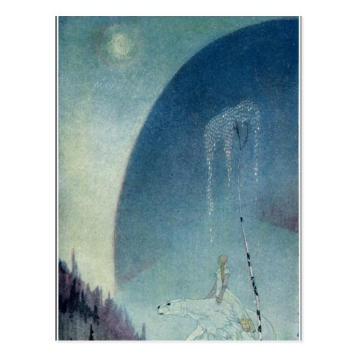 Nielsen's East of the Sun and West of the Moon: Postcards