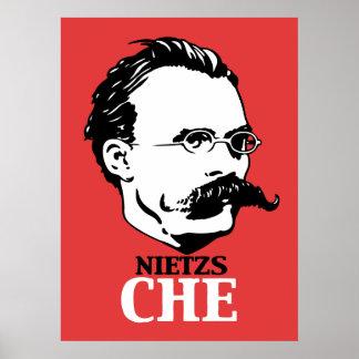 Nietzs-Che Poster