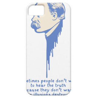 Nietzsche Illusions Barely There iPhone 5 Case