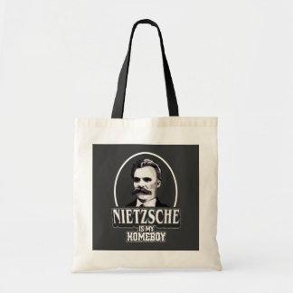 Nietzsche Is My Homeboy