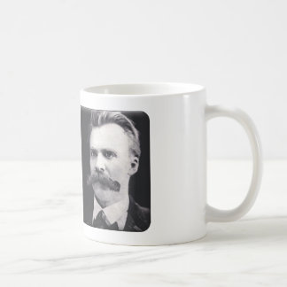 Nietzsche: Love Coffee Mug