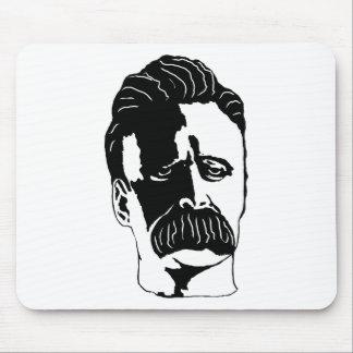 Nietzsche Mouse Pad