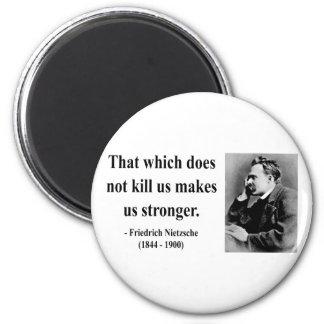 Nietzsche Quote 5b 6 Cm Round Magnet