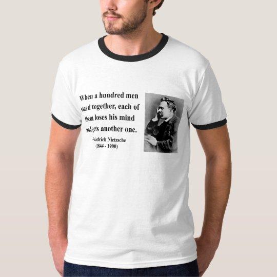 Nietzsche Quote 7b T-Shirt