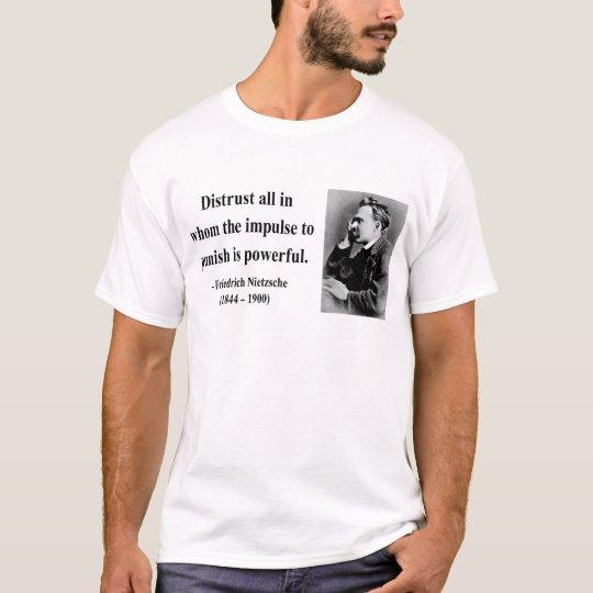 Nietzsche Quote 8b T-Shirt