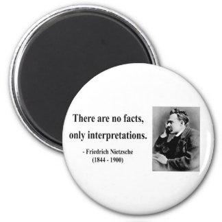 Nietzsche Quote 9b Refrigerator Magnet