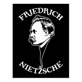 Nietzsche - sv postcard